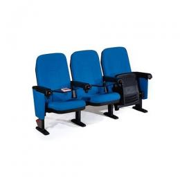 3-Sitter-Auditorium-Chair---Blue