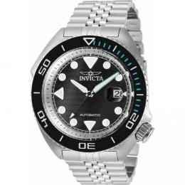 INVICTA 30410 MEN'S PRO DIVER AUTOMATIC 3 HAND BLACK DIAL WATCH