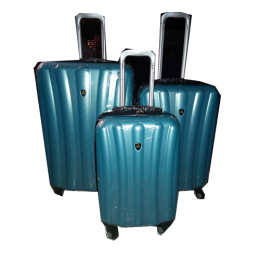 LUXURY 3 PIECE SET TRAVELLING LUGGAGE