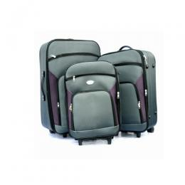 3 set trolley luggage