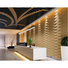 3D WALL PANEL – BAMBOO
