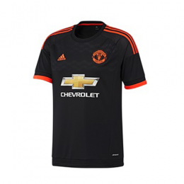 Manchester United Authentic 3rd Jersey 2015/16