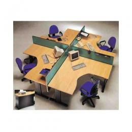 4-Person Workstation (1.2metre)