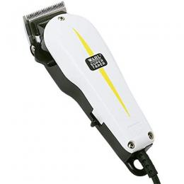 Wahl Professional Super Taper Hair Corded Clipper 08466 – 216 – White/Yellow (NN)