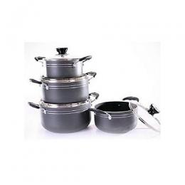 Ultimate 4 Set Non Stick Pots -26,28,30,32CM