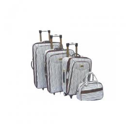 4 set trolley luggage