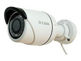D-Link 4 MegaPixel Full HD Outdoor PoE Mini Bullet Camera, Motorized vari-focal, 30M IR, ICR, H.265/H.264, - deluxe.com.ng