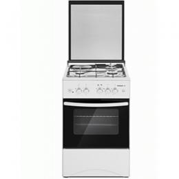 Maxi gas Cooker - 50*50 (3+1) INOX
