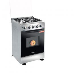 Polystar 4 Gas Burner Stailess Gas Oven Grill Gas Cooker - PV-HS50GG4A
