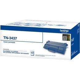 BROTHER Tn-3437 High Capacity Toner Cartridge 8000 Pages