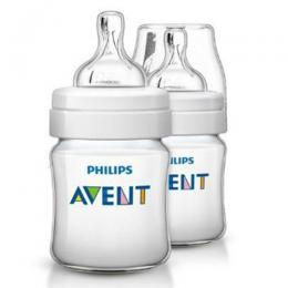 Philips Avent Classic+ baby bottle SCF563/62 2 Bottles 9oz/260ml
