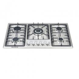 Polystar 5 Burner In-built Gas Hob|PV-HBS5807