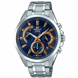 CASIO GENT'S EFV-580D-2AVUDF EDIFICE CHRONOGRAPH MULTI-COLOUR DIAL WATCH