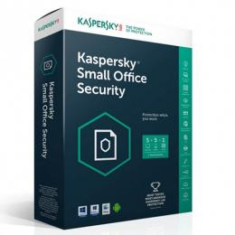 KASPERSKY SMALL OFFICE SECURITY 5 USERS