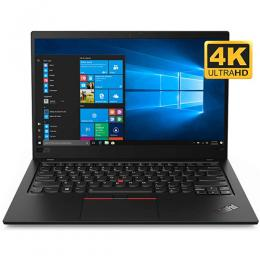 Lenovo ThinkPad X1 Carbon 7th Gen, 20QD000SUS, 14-Inch, Intel Core i7-8665U, 16 GB RAM, 1 TB SSD, Windows 10 Pro (DW)