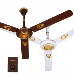 "Qasa 62"" Ceiling Fan Majesty QCF-62M"