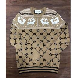 GUCCI DESIGNER LONG SLEEVE POLO SHIRT