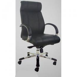 DELUXE LEATHER OFFICE CHAIR