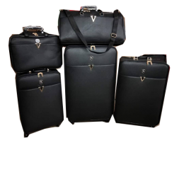 LUXURY 5 PIECE SET TRAVELLING LUGGAGES