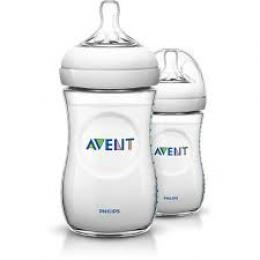Philips Avent Natural baby bottle SCF693/27 2 Bottles 9oz/260ml