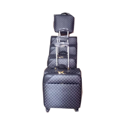 ELEGANT 5 PIECE SET OF TRAVELLING LUGGAGE