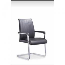 DELUXE VISITOR CHAIR BLACK|DEL 219