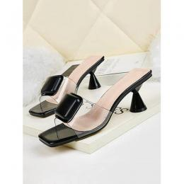 STYLISH WOMEN'S MID LOW HEEL SHOE(AVAILABLE IN ALL SIZES)