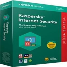 KASPERSKY INTERNET SECURITY MD 4 2018(3 + 1 FREE)