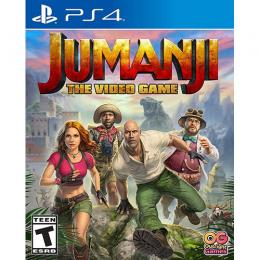 Jumanji The Video Game - PlayStation 4 (DW)