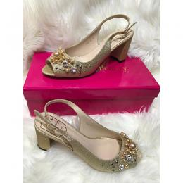 LADIES EXTRAVAGANT HIGH HEELS SHOE|GD (AVAILABLE IN ALL SIZES)