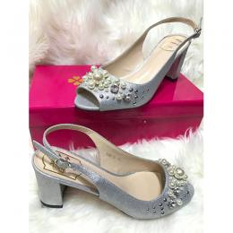 LADIES EXTRAVAGANT HIGH HEELS SHOE (AVAILABLE IN ALL SIZES)