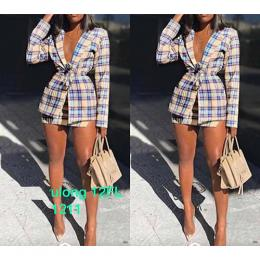 INTRIQUING LADIES MATCHING ATTIRES|SHIRT AND SKIRT (AVAILABLE IN ALL SIZES)