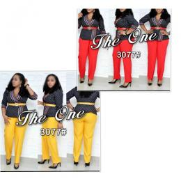 LADIES LOVELY CORPORATE GOWN|BLOUSE AND TROUSERS