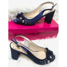LADIES EXTRAVAGANT HIGH HEELS SHOE|BLU (AVAILABLE IN ALL SIZES)