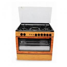 Scanfrost 90X60 CMS 4 Burner 2 Hot Plates Cooker | CK-9425 NG