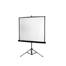 96 x 96 Portable Tripod Projector Screen Stand (Bre)