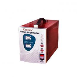 Century 1500VA TUB Stabilizer - Red