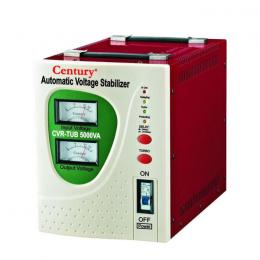 Century 5000VA TUB Stabilizer - Red