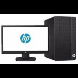 Hp 290G2 Intel Dual Core MT 500GB/4GB Ram Desktop + 19'' Monitor - deluxe.com.ng