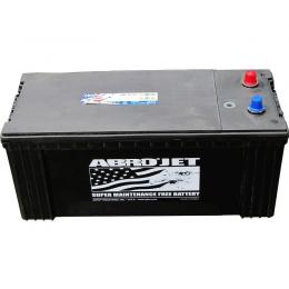 abro jet battery (120 amp) dry charge