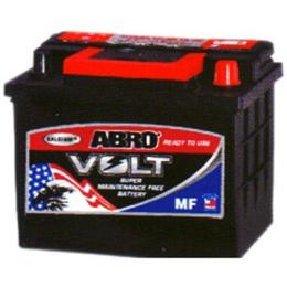 abro volt battery (62 amp) dry charge