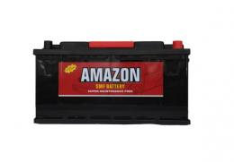 AMAZON CAR BATTERY 100AH/12V - deluxe.com.ng