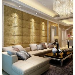 3D LEATHER WALL PANEL – APOLLO