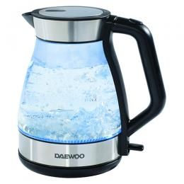 DAEWOO DEK 1415 GLASS KETTLE 1.7LTR