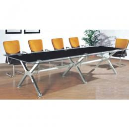 Glass Conference Table for 10 men