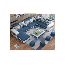 ZR Mac Donald's Sectional Sofa(Chair&Table)
