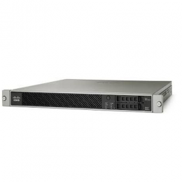 ASA 5545-X with FirePOWER Services, 8GE, AC, 3DES/AES, 2SSD
