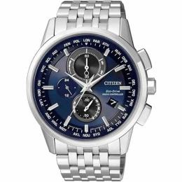 CITIZEN AT8110-61L MEN'S ECO-DRIVE RADIO CONTROLLED CHRONOGRAPH WATCH