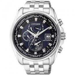 CITIZEN AT9031-52L ECO-DRIVE PERPETUAL CALENDAR RADIO CONTROLLED WATCH