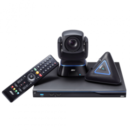 AVer EVC300 HD Video Conferencing System with 4-Way MCU